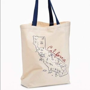 Old navy California canvas bag